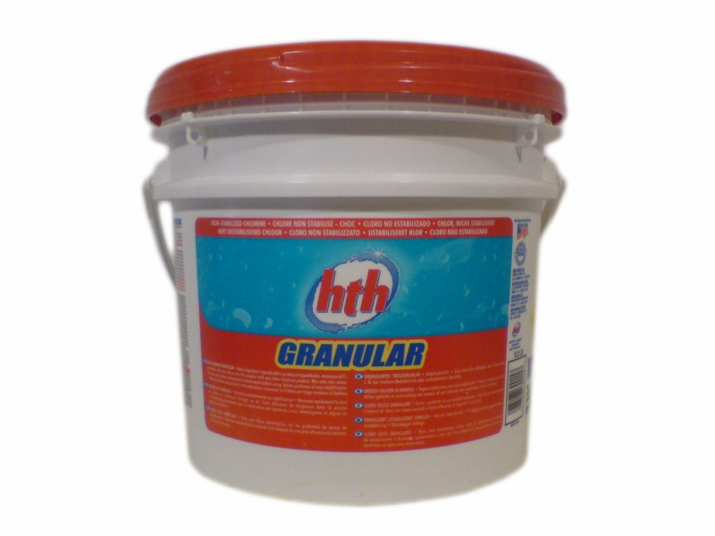 Hth chlorine 10kg alternative shock chlorine for - Can you over shock a swimming pool ...
