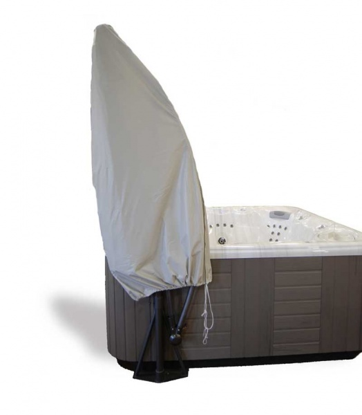 Hot Tub Umbrellas uk Spa And Hot Tub Side Umbrella
