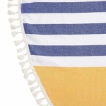 Sunnylife Round Fouta Beach Towel - Catalina
