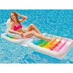 Folding Chair Inflatable Lounger