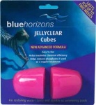 Blue Horizons Jelly Clear Cubes Flocculent