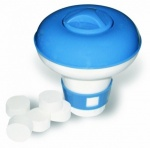Small Spa & Hot Tub Floating Tablet Dispenser
