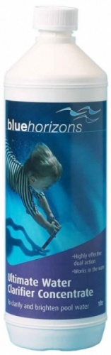 Blue Horizons Ultimate Water Clarifier Concentrate 1ltr