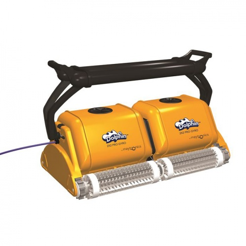 Dolphin 2 x 2 Pro Gyro Commercial Pool Cleaner by Maytronics