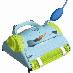 Dolphin Moby Automatic Swimming Pool Cleaner by Maytronics