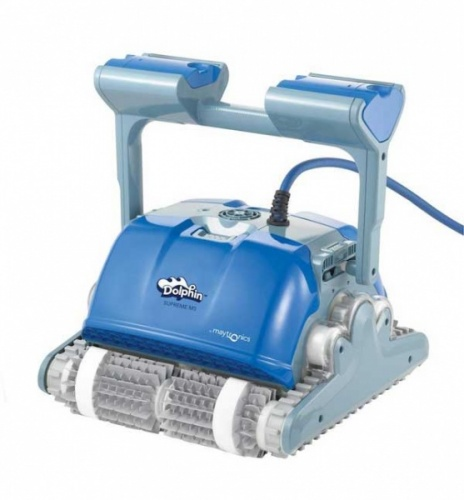 Dolphin M500 Swimming Pool Cleaner by Maytronics