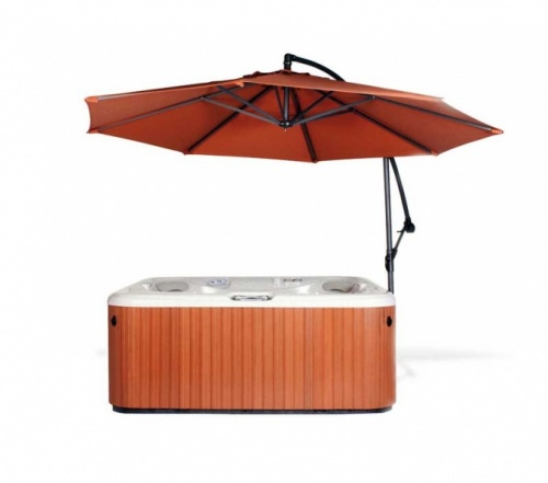Essentials Spa and Hot Tub - Side Umbrella