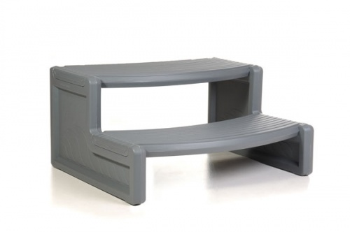 Grey 27'' Handi Spa & Hot Tub Step