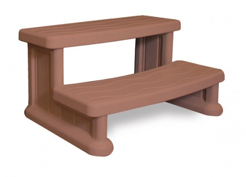 Redwood 32'' Cover Valet Spa & Hot Tub Side Step