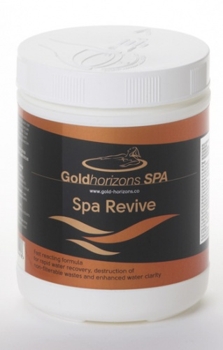 Gold Horizons Spa Revive 500g
