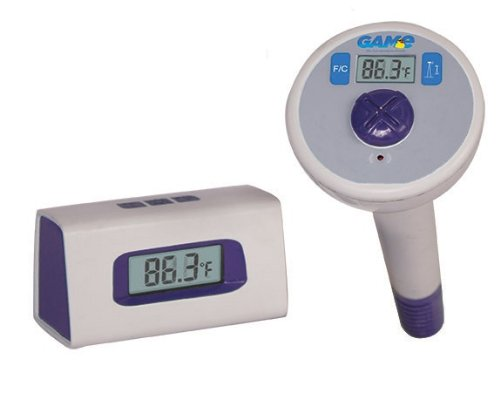 Digital Wireless Pool & Spa Thermometer