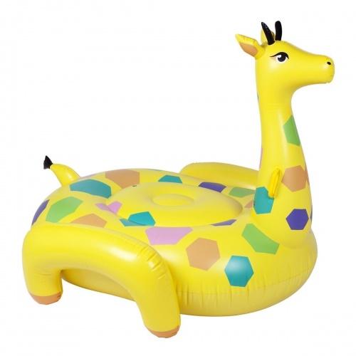 Sunnylife Luxe Giraffe Ride On Float Pool Market
