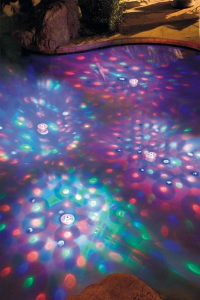 Hot Tub Amp Spa Light Show Disco Light From Game Pool Market