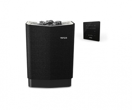 Tylo Sense Pure Sauna Heater with Sauna Stones