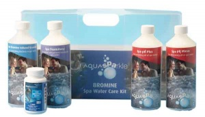 AquaSparkle Hot Tub & Spa Bromine Starter Pack