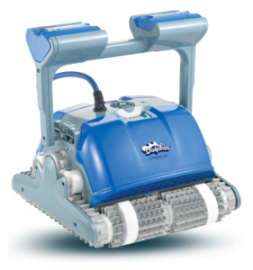 Dolphin Supreme M4 Pro Swimming Pool Cleaner by Maytronics