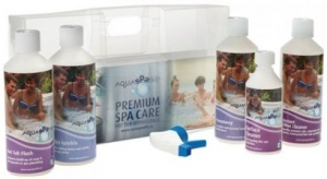 AquaSparkle Hot Tub Service Pack