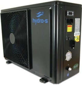 Hydro-S Heat Pumps for Swimming Pools