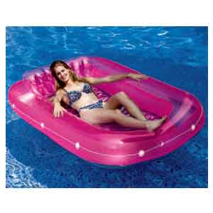 Inflatable Suntan Tub