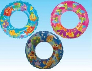 Intex Inflatable Transparent Rings