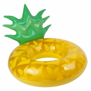 Sunnylife Luxe Pool Ring Pineapple