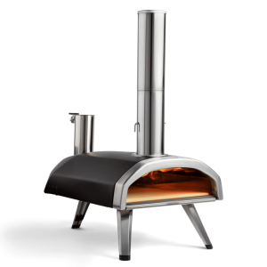 Ooni Fyra Portable Wood-fired Outdoor Pizza Oven + Pellets