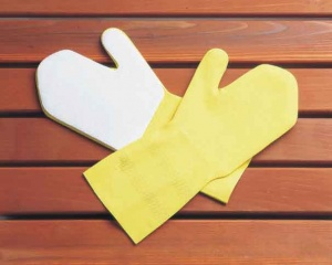Spa Duramitt Cleaning Glove